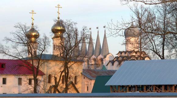 Tihvinän luostari