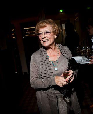 Doris Laine, photo Roni Rekomaa