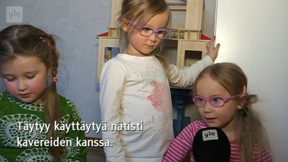 Video: Elna-Biggá, Maire já Mervi