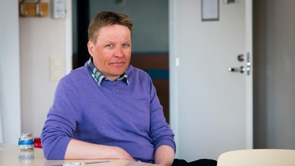 Inarin kunnan sivistystoimen johtaja Ilkka Korhonen