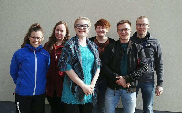 Oulu Sámit stivra