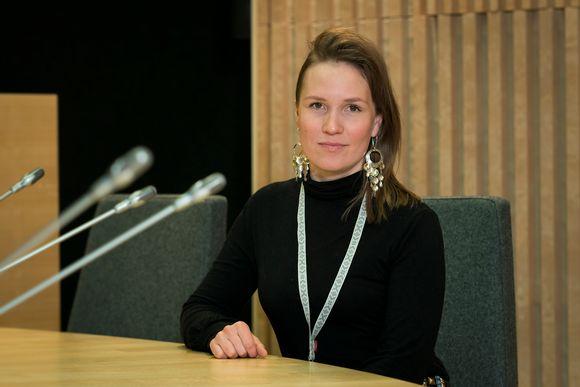 Anne Kirste Aikio