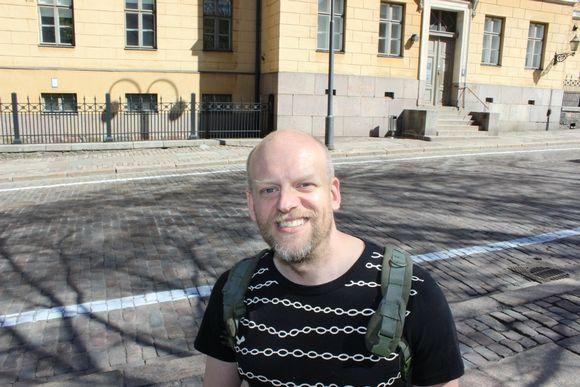 Jietna: Janne Saarikivi