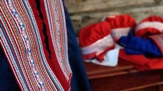 Jietna: Maarit Magga gákti ja gahpirat 29.5.2018