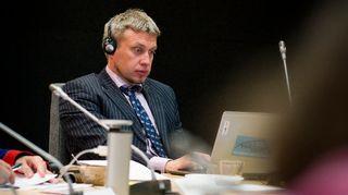 Saamelaiskäräjät lakimiessihteeri Kalle Varis