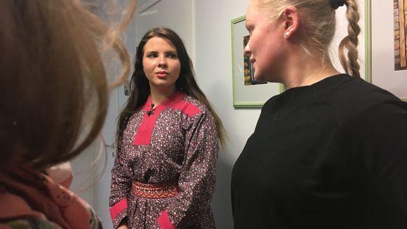 Sáárá Seipiharju, Tiina Jäppinen já Henna Lehtola