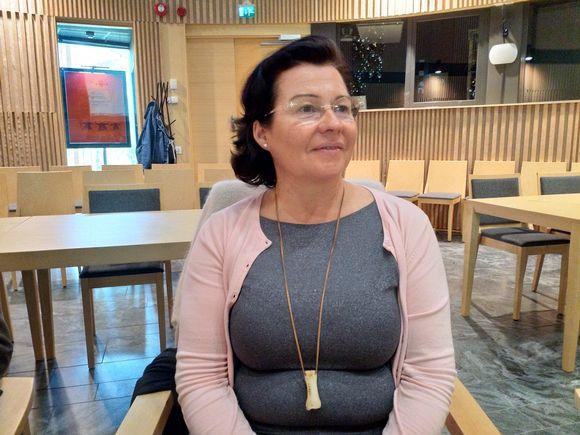 Lahja Johansen-Lampsijärvi