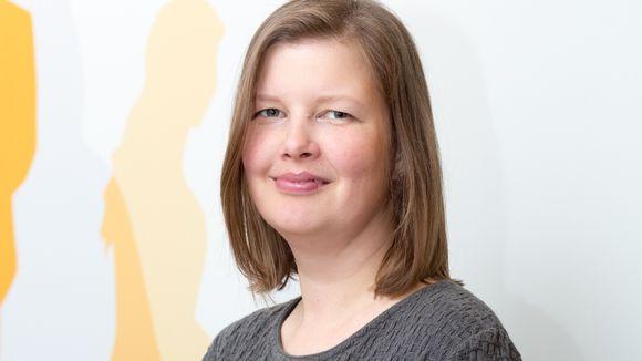 Oikeusministeriön demokratia, kieli ja perusoikeusyksikön neuvotteleva virkamies Johanna Hautakorpi.