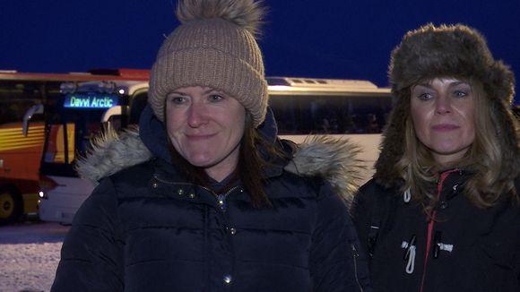 Nicola ja Julia leaba boahtán máŋgga beaivái Sápmái.