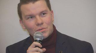 Mikkel Näkkäläjärvi.