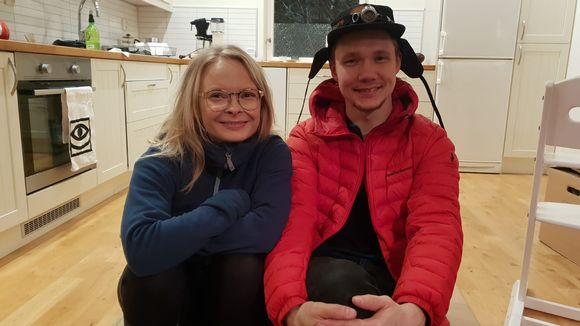 Viktor Blind ja Ida Persson Labba