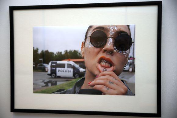 Tomi Guttorm näyttely