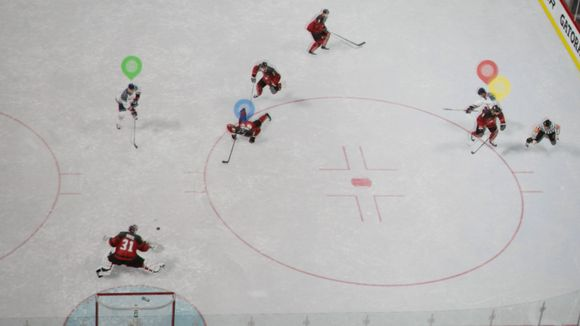 Video: NHL-spealus govva.