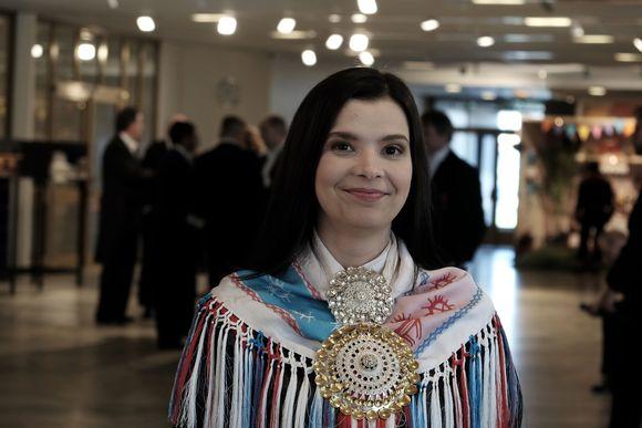 Pedagokihka doavttir Rauni Äärelä-Vihriälä.