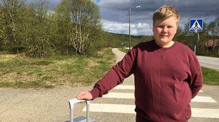 Video: Leevi Halonen on kotoisin Suomen pohjoisimmasta kunnasta, Utsjoelta.