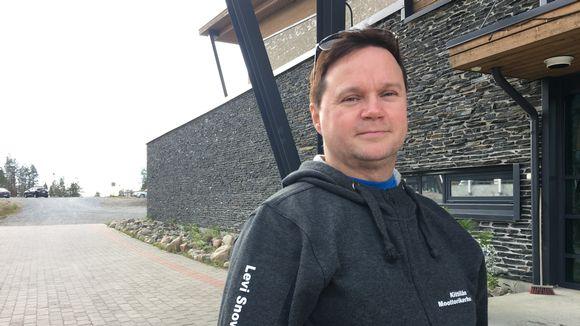 Aslak-Ilkka Niittyvuopio lea Levis fitnodatdoallin.