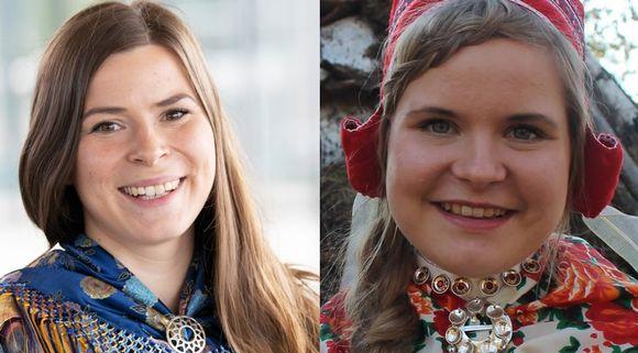 Anni Koivisto ja Karen-Anni Hetta
