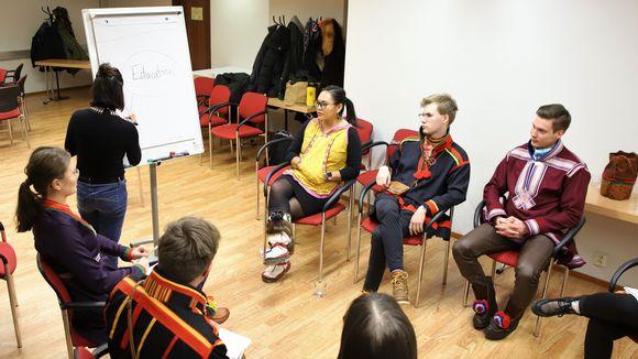 Nuorat Arctic Leaders' Youth Summit