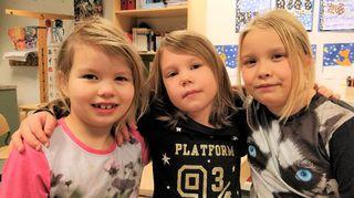 Inger Näkkäläjärvi, Eleninga Näkkälä ja Sara-Sofia Virkkunen
