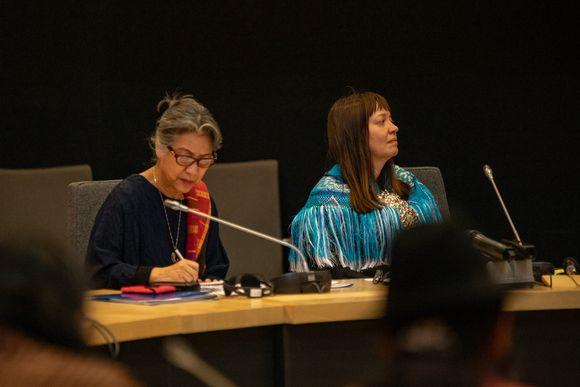 Chandra Roy-Henriksen, Anne Nuorgam
