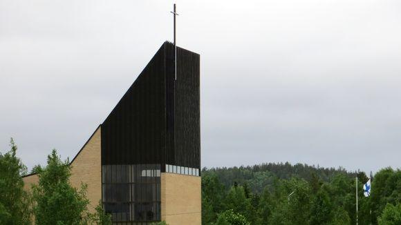Ivalon kirkko 2013