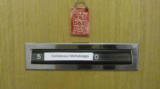 Giellabeassi Máttabiegga Radiokatus Helssegis.