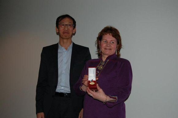Rodion Sulyandziga ja Valentina Sovkina