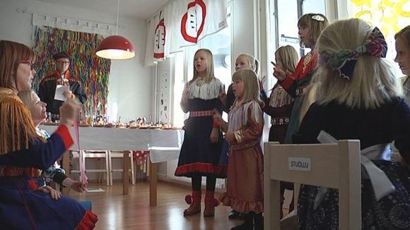 Giellabeassi Máttabiekka rahpan 22.10.2014