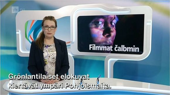 Video: Yle Ođđasat 21.11.14