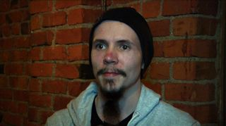 Mikkâl Morottaja Edorf muitokonsearttas Tamperes miessemánus 2015.