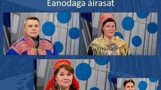 Eanodat Tuomas Aslak Juuso Ulla-Maarit Magga Pigga Keskitalo varajäsen Nihkolas Valkeapää