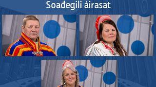 Soađegili Petra Magga-Vars JoukoHetta Magreta Sara