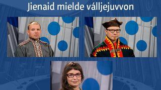 Veikko Feodoroff Pentti Pieski Neeta Jääskö