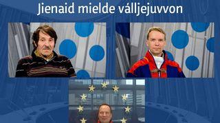 Jouni Aikio Janne Saijets Antti Sujala