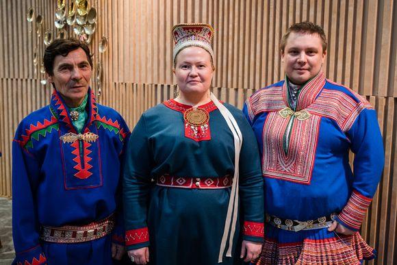 Sámedikki ságadoallit 2016-2019.