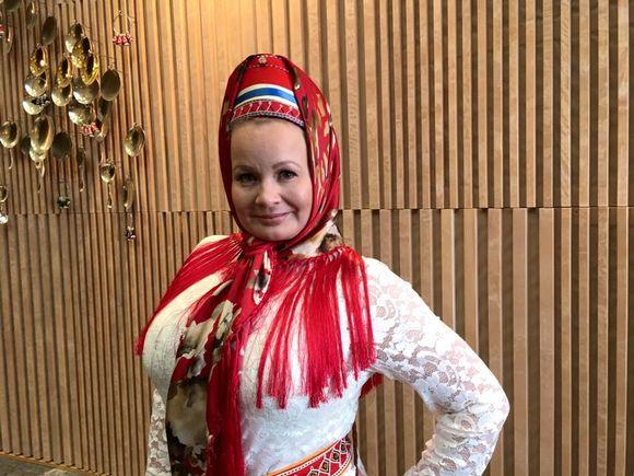Video: Sámedikki áirras ja nuortalaččaid ovdaolmmoš Tanja Sanila