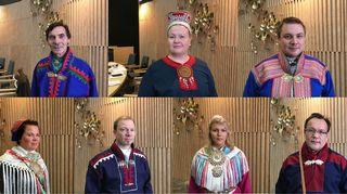 Sámedikki stivra 2016-2019 Saamelaiskäräjien hallitus