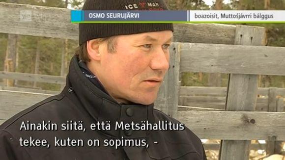 Video: Osmo Seurujärvi