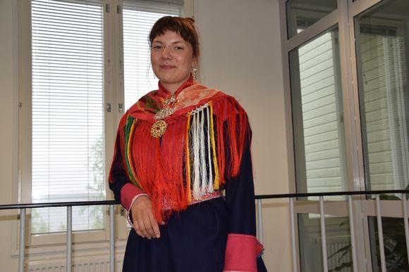 Ida-Maria Helander.