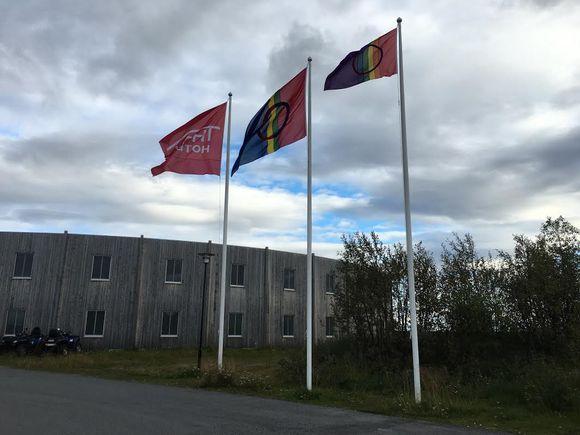 Sápmi Pride Guovdageainnus 2016