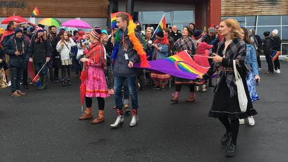 Sápmi Pride 2016