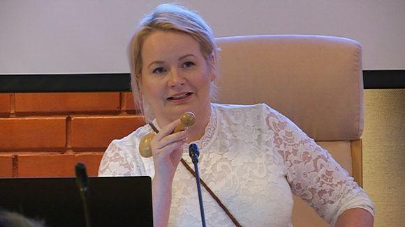 Jietna: Tanja Sanila kolttien luottamusmies