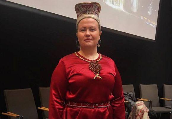 sámediggi saamelaiskäräjät tiina sanila-aikio