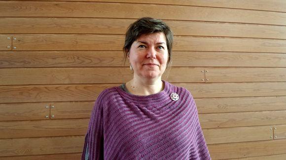 Meccihaldâttâs aalmugmeeci hovdâ Pirjo Seurujärvi