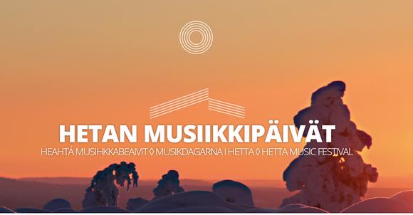 Jietna: Hetan musiikkipäivät