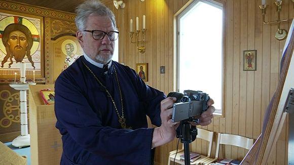 Video: Ortodoksi pappi isä Rauno tubettaa