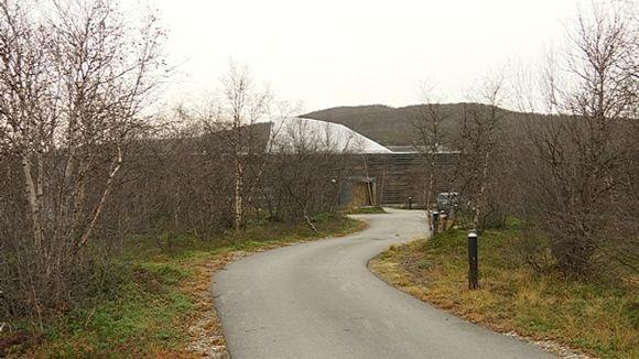 Kolttasaamelainen museo Neidenissä