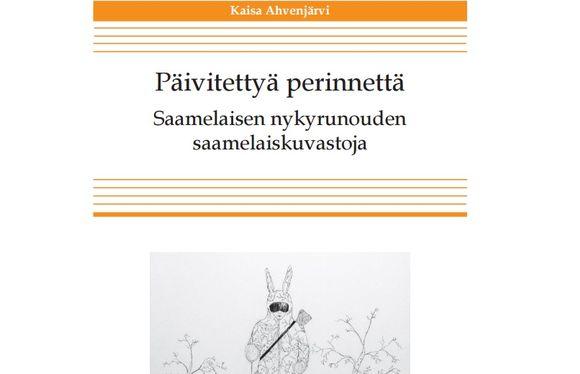 Jietna: Kaisa Ahvenjärvi väitöskirja