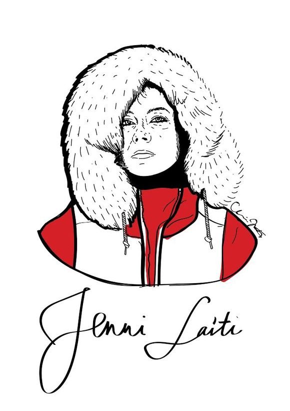 Jietna: Uhana Design Jenni Laiti