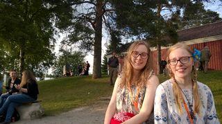 Anjuli ja Leena-Marianne Pullinen